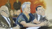 Jeffrey Epstein's fortune is built on fraud, a former mentor says