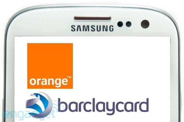Samsung Galaxy S III gets Quick Tap mobile payments system from Orange and Barclaycard, works with most UK bank accounts