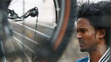 Eritreans pursue two-wheeled dreams in exile