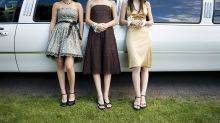 The cost of prom dresses at this shop? Zero! They're free for local students
