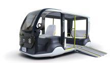 Toyota 展示 2020 年東京奧運用的電動接泊車