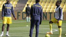 Foot - L1 - Nantes - Moses Simon et Jean-Kevin Augustin de retour avec Nantes à Metz