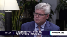 Mollenkopf reacts to Qualcomm's weak quarter, impact of Huawei ban