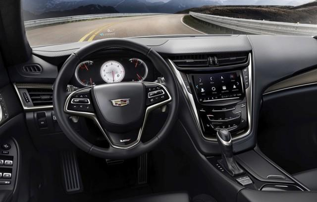 Cadillac makes CUE easier to use more personalized