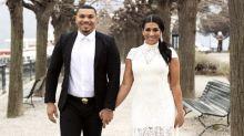 Naldo e Moranguinho renovam votos de casamento na Itália