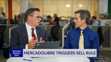 MELI Triggers Sell Rule