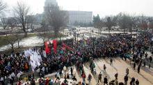 Milhares de ativistas antiaborto marcham em Washington