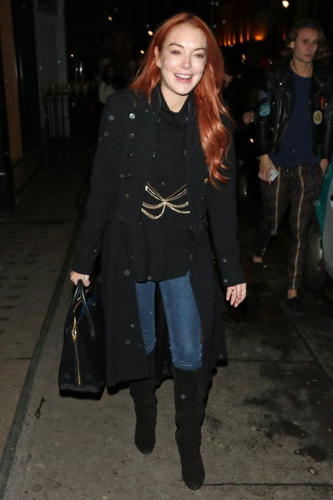 Lindsay Lohan Accuses Family Of Trafficking Children