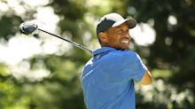 Tiger Woods in contention after Round 1 at The Northern Trust to kick off playoff run