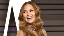 Chrissy Teigen Is Keeping Her Weight On, Thank You Very Much