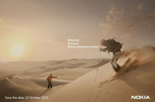 Nokia teases 'innovation reinvented' event on October 22nd