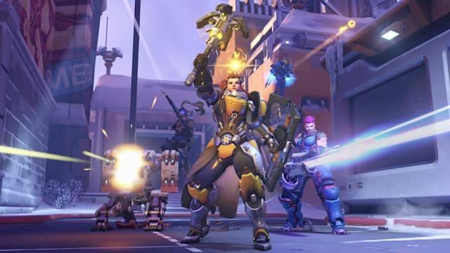 Overwatch League sets its new online-only schedule for spring