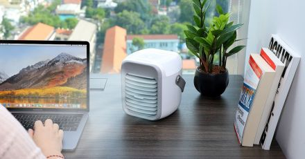 New $89 Portable Air Cooler Is Taking United States By Storm