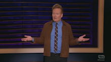 Conan O'Brien left with no one to interview after last-minute celebrity cancellation