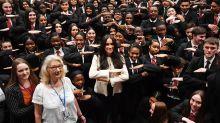 Duchess of Sussex marked International Women's Day in Dagenham