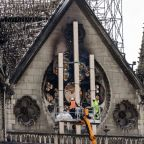 Bees and undamaged art among 'miracles' after Notre Dame Cathedral fire