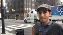 Blind artist invites audience to experience Ottawa with their eyes closed
