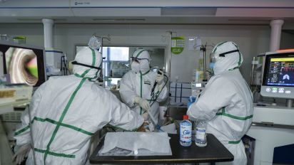 World is on the 'cusp' of pandemic: Expert