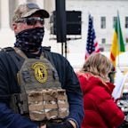 Leaders of Right-Wing Militia Group Oath Keepers Face First Capitol Riot Conspiracy Charges