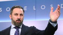 Abascal y Ortega Smith difieren sobre el papel de Vox en la ronda del PSOE