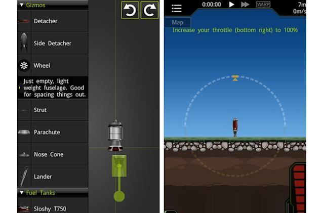 Daily App: Turn yourself into a rocket scientist with SimpleRockets