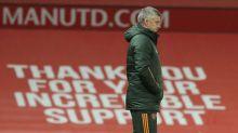 Solskjaer: Manchester United 'magic missing' as unbeaten run ends at 13