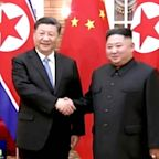 China's Xi Jinping arrives in North Korea on historic visit