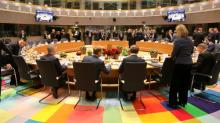 Cúpula da UE para além do Brexit: migração, Rússia, euro