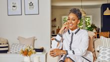 Tia Mowry just launched a gorgeous home collection with Etsy — and prices start at just $22