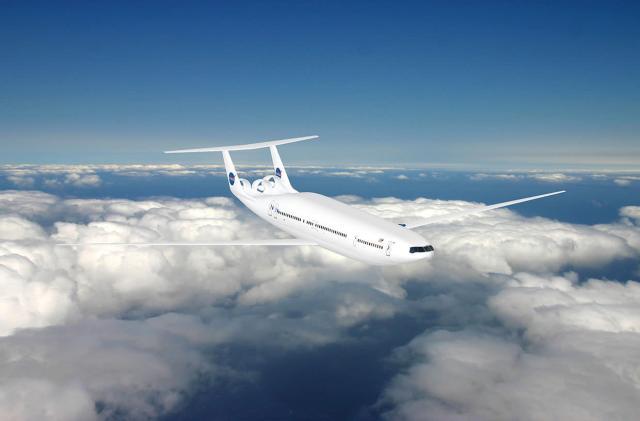 NASA starts testing more fuel efficient jet engine tech