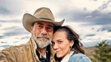 Negan's Wife In 'Walking Dead' Will Be Jeffrey Dean Morgan's Real-Life Wife, Hilarie Burton