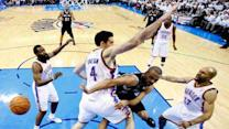 Thunder headed to NBA finals, beat Spurs 107-99