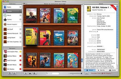 Wil Shipley reveals Delicious Library 2 details