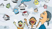 Editorial: Pag-ibig houses