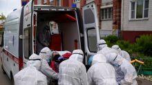 Los casos de coronavirus en Rusia superan los 400.000