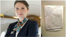 Flight attendant's sassy response to passenger who demanded a window seat