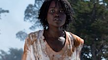 The Cool Backstory To Lupita Nyong'o's Spooky Eyebrows In Us