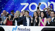 Zoom Video stock closes up nearly 15% as coronavirus makes 'face to face' meetings less attractive