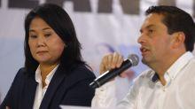 El fiscal anticorrupción pide prisión preventiva contra Keiko Fujimori