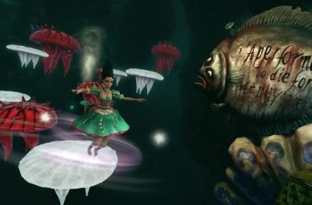 New Alice game probably won't be AAA, features Alice in 'Otherland'