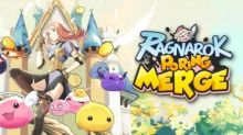 Gravity Launches an Idle Casual RPG 'Poring Merge' for the First Time in Brazil