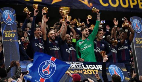 Coupe de la Ligue: Titel für PSG! Draxler und Cavani führen ASM vor