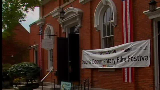 Chagrin Falls Documentary Film Festival begins today