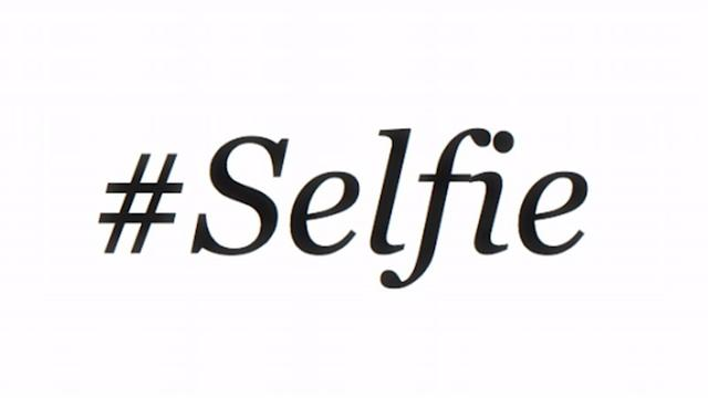 And the Word of the Year is selfie