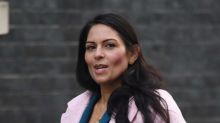 Home Secretary Priti Patel admits own parents may not have been allowed into UK under her new immigration laws