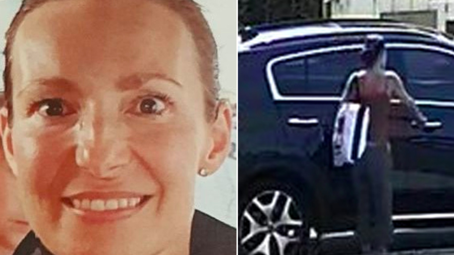 Police investigate mother's mysterious disappearance