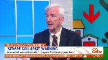 'Severe collapse' looming for housing market