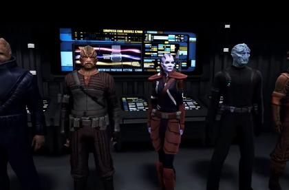 See Star Trek Online: Delta Rising's feature briefing