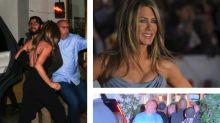 Party dei 50 anni di Jennifer Aniston, l'ospite d'onore è proprio lui