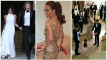 Beer pong, burgers and a dance off: Inside Meghan and Harry's wedding reception